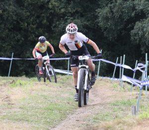 MTB: Gregor Wiegleb landet zum Auftakt der UCI-Junior-Series im Mittelfeld
