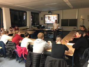 Kraft- und Athletiklehrgang des BDR Perspektivteamteams U17 Ausdauer in Kaiserslautern