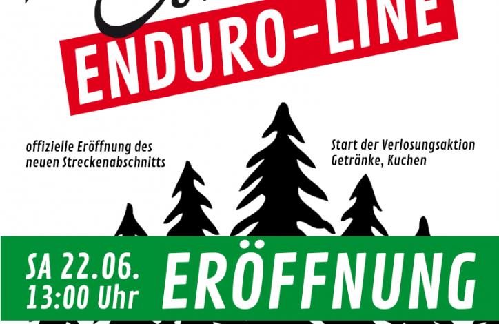Eröffnung der EsNos Enduro-Line am 22.06.2019