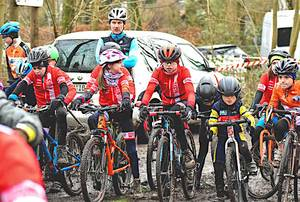 Cyclocross -und MTB-Wochenende für die Radsportjugend in Hamburg