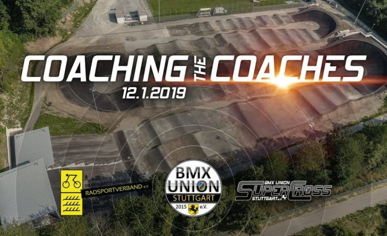 BMX Trainer aufgepasst! Coaching the Coaches