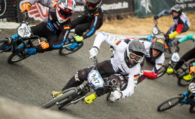 BMX Piloten aus Stuttgart sehr erfolgreich bei DM in Weiterstadt!