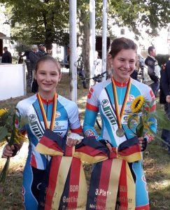 DM in Genthin: LV-Mädchen gewinnen Bronze im Paarzeitfahren