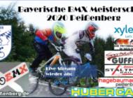Live-Stream bei der Bayerischen BMX Race Meisterschaft 19./20.09.