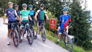 MTB Technik-Trainingslager in Kirchberg in Tirol