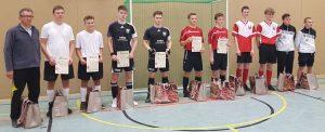 Radball: Zeitzer U19-Duo qualifiziert sich für Bundespokal-Finale