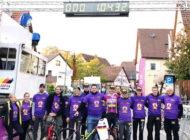 "Auensteiner Radsporttage mit formidablem Finale der ""Müller - Die lila Logistik Rad-Bundesliga Bundesliga""/18.10.2020"