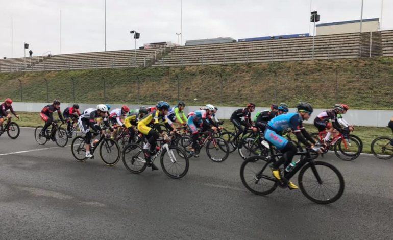 Radrennsport: Zahlreiche Podestplätze für LV-Sportler bei Schubert Motors Giro