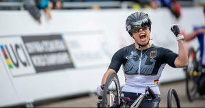 Handbiking: Andrea Eskau vom USC Magdeburg zur Wahl Para-Sportlerin des Jahrzehnts nominiert