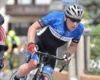 Gunter Bohnenberger (RSV Tailfingen) gibt die Rückennummer zurück/ Zum Abschluss der Radrennsport-Karriere noch einmal auf dem Siegerpodest/12.10.2020