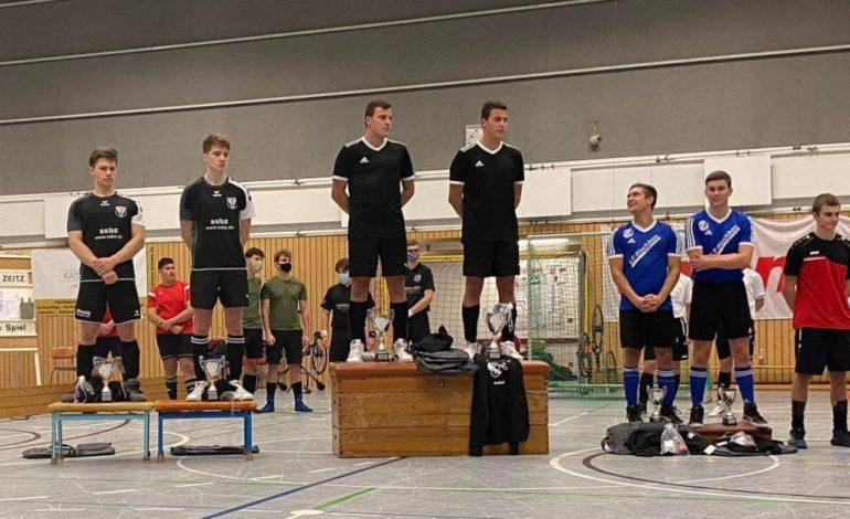 Radball: Zeitz sichert sich als Pokal-Vize einen Platz in der 2. Bundesliga