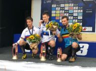 Oliver Widmann Europameister im Trialsport