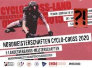 Betreffend Nordmeisterschaften Cyclo-Cross 2020 in Hamburg