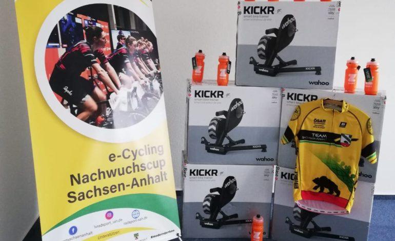 """e-Cycling """"Wahoo""""-Nachwuchscup: Das sind unsere Sponsoren und Unterstützer"""