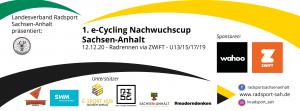 """e-Cycling """"Wahoo""""-Nachwuchscup: Die Startliste und alles rund ums virtuelle Rennen"""