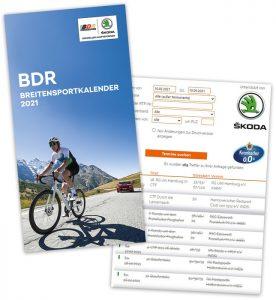 Breitensport: BDR-Kalender 2021 online abrufbar