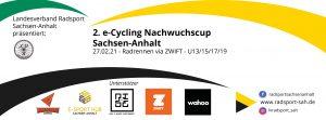 Virtual Cycling: Zweite Auflage des e-Nachwuchscups am 27. Februar