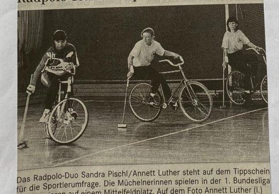Wir sind Radsport: Annett Beutler, Vizepräsidentin Finanzen