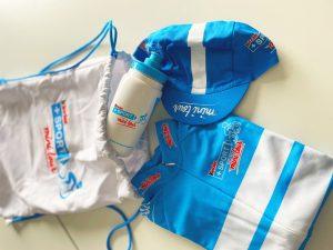 """kinder+Sport mini tour"" verschenkt 300 Kinder-Fahrrad-Outfits"