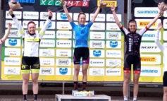 UCI Junior Series Nals: Kravanja und Van Thiel auf dem Podest