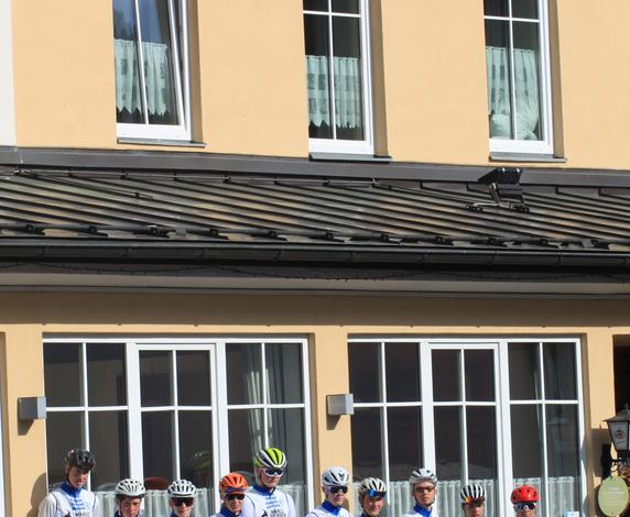 Trainingslager statt Cottbus Rundfahrt – oder: Aschau statt Adria