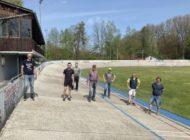 Isarradstadion Niederpöring bereit für anstehende Rennen