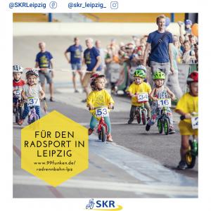 Spendenaufruf: SKR Leipzig benötigt Mittel für Bahn-Sanierung