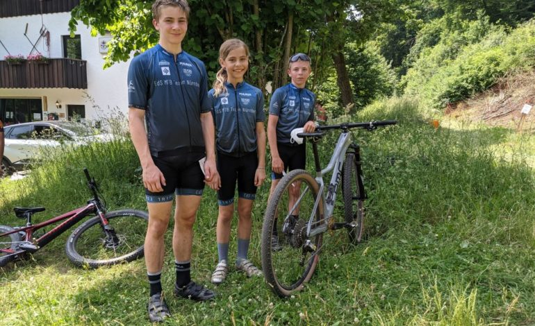 BRV MTB Trainingswettkampf  in Treuchtlingen