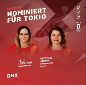 BMX: Rebecca Gruhn aus Stendal gehört zum Olympiateam Tokio