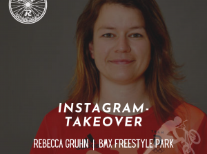 BMX: Rebecca Gruhn teilt Olympia-Eindrücke aus Tokio auf LVR-Instagram-Account