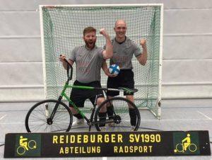 Radball: Fünf LVR-Teams erreichen Viertelfinale des Deutschland-Pokals
