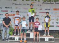 Rennrad: Zwei Gesamtsiege bei der Apres-Nachwuchstour in Gera