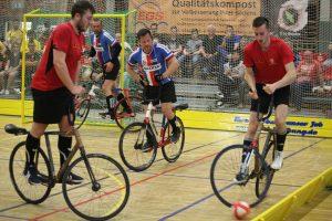 Radball: Vize-Sieg für Sangerhausen beim U23-Deutschlandpokal