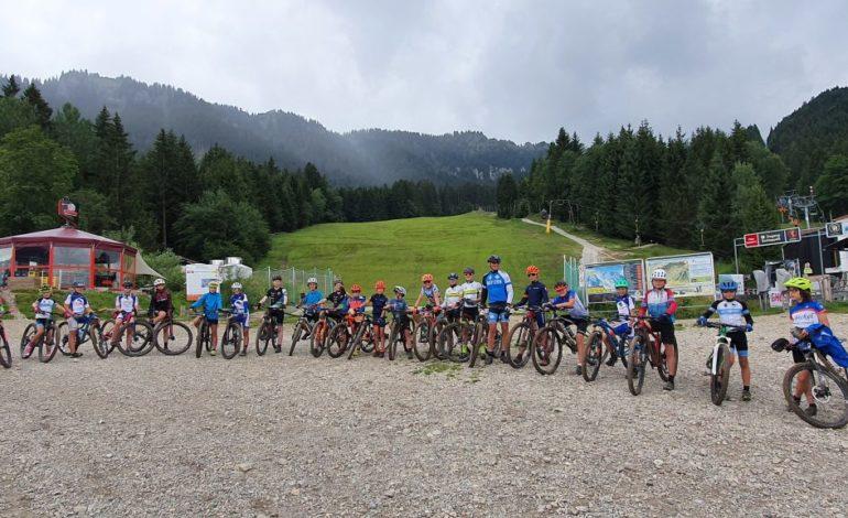Sommercamp der BRV MTB Jugend