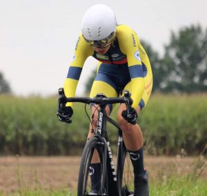 Radrennsport: Mädchen-Trio mit guten Leistungen bei U17-Einzelzeitfahr-DM