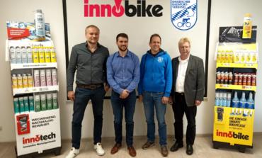 Innobike neuer Sponsor im Bayerischen Radsportverband